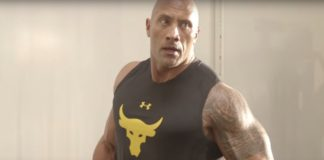 Dwayne 'The Rock' Johnson Posts Workout Supercut To YouTube